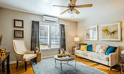 Living Room, 3900 White Settlement Rd, 1