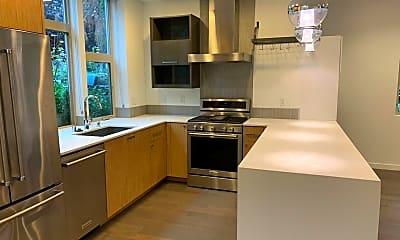 Kitchen, 121 16th Avenue, 1