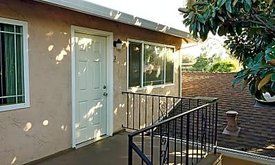 Patio / Deck, 654 Rebecca Way #3, 1