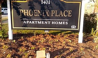 Phoenix Place, 1