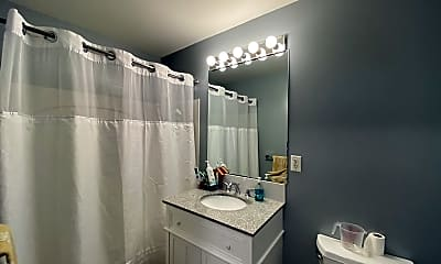 Bathroom, 318 Rindge Ave 304, 2