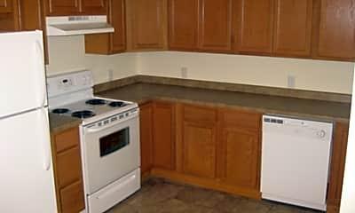 Kitchen, Cleora Manor, 1