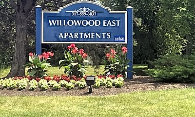 Willowood East Apartments, 1