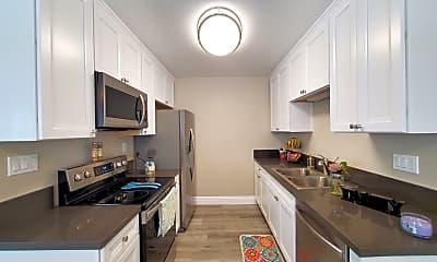 Kitchen, Casa Blanca at North Park, 1