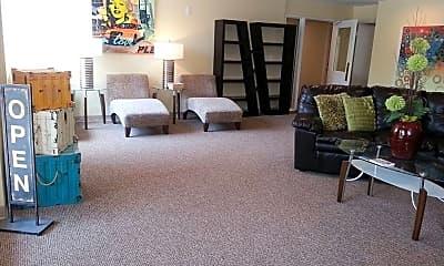Living Room, 820 W Freeman St, 1