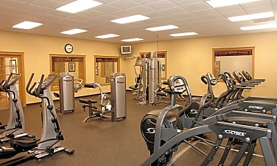 Fitness Weight Room, Fort Bragg, 0