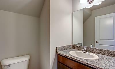 Bathroom, Midtown Park, 2