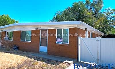 Building, 3867 S 850 W, 0