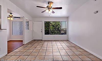 Living Room, 9040 Ramona St, 1
