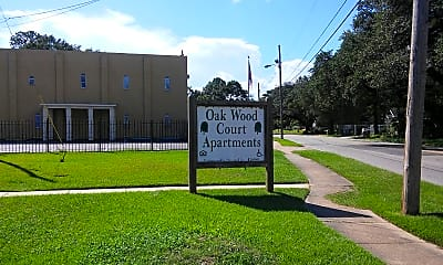 Oakwood Court Apartments, 1