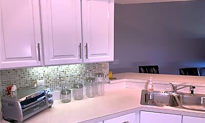 Kitchen, 9860 Costa Mesa Ln 512, 1