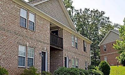 Building, Ivy League Estates Apartments, 0