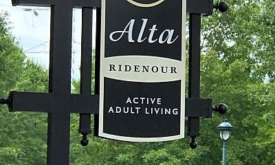 Ridenour Apartments, 1