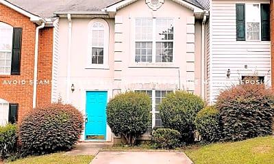 Building, 317 Saratoga Pl, 0