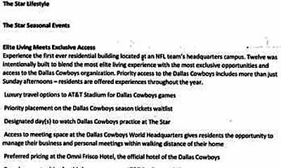 12 Cowboys Way 607, 2