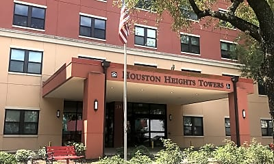 Houston Heights Tower, 1