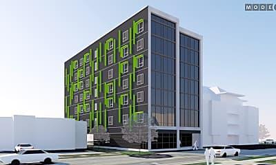 Building, 55 E Green St, 1