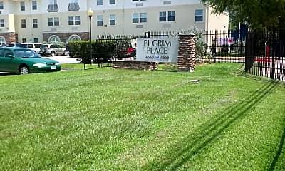 Pilgrim Place, 1