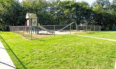 Playground, The Heights At Marlborough, 2