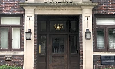 The Dowling Apartment, 1