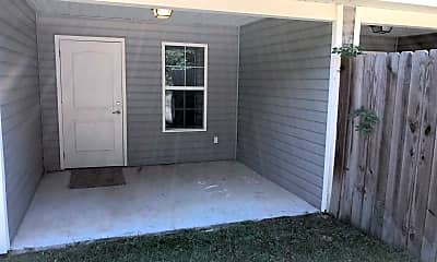 Patio / Deck, 4105 Mulligan Manor Ln, 2
