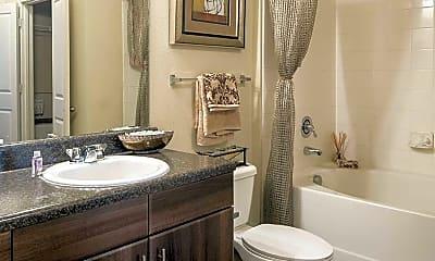 Bathroom, Alamo Ranch Apartments, 2