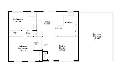Building, 422 W 2125 N, 1