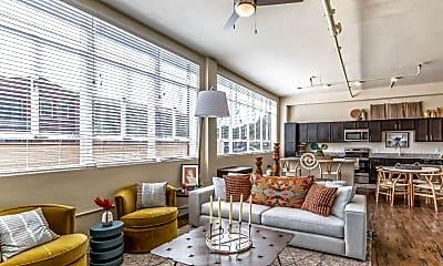 Living Room, 222 E Mitchell St, 2