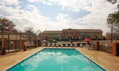 Pool, Georgia Green, 1