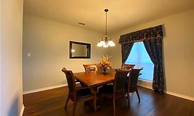 Dining Room, 218 Augusta Dr, 1