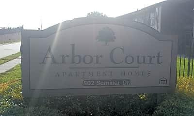 Arbor Court Apts., 1