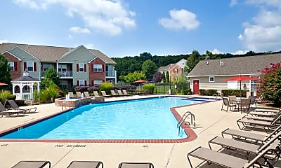 Pool, Pine Valley Apartment Homes, 0