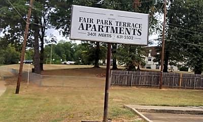 Fairpark Terrace Apartments, 1