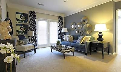 Living Room, Bridges at Wind River, 1