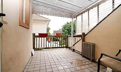 Patio / Deck, 30-14 150th St, 2
