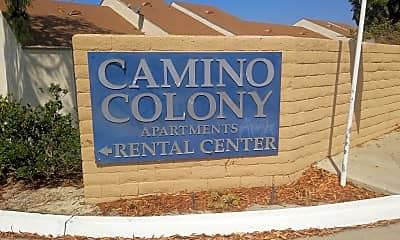 Camino Colony, 1