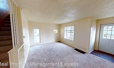 Living Room, 1326 W 15th St, 1
