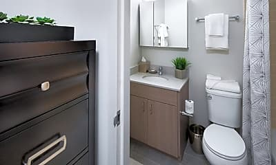 Bathroom, 52 W Elm St, 1