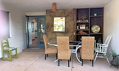 Dining Room, 836 De La Guerra Terrace, 2