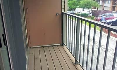 Patio / Deck, 821 Oakton St, 2
