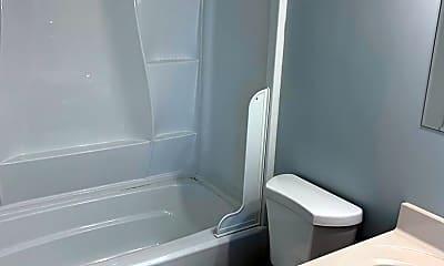 Bathroom, 500 Congress Ave, 1