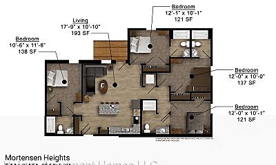 Bathroom, 5456 Mortensen Rd, 2