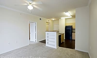 Living Room, 6850 Granbury Rd, 1