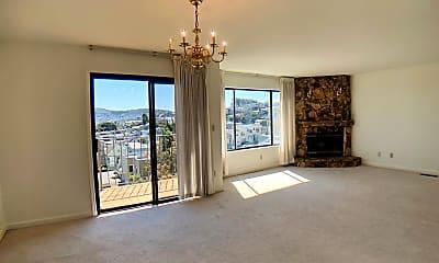 Living Room, 441 Monterey Blvd, 1