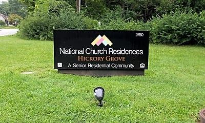 Hickory Grove, 1