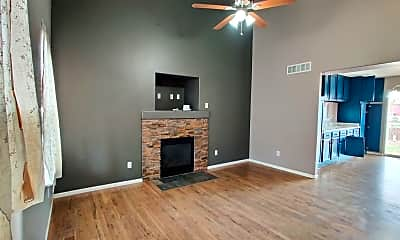 Living Room, 7595 Middle Bay Way, 1