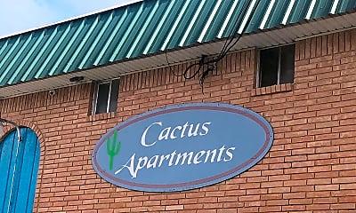 Cactus Apartments, 1