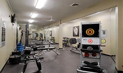 Fitness Weight Room, 2509 Kennedy Ct, 2
