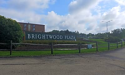 Brightwood Plaza Apts, 1