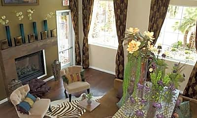 Living Room, Arzano, 1